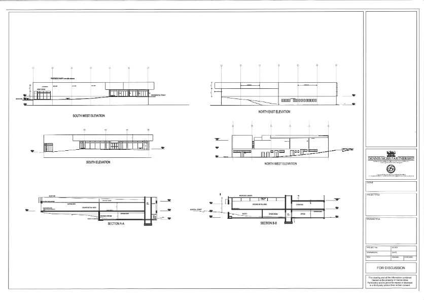 Ping Mall Plan Elevation Section : Aubrey s architecture